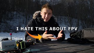 The ONE thing I hate about FPV drones