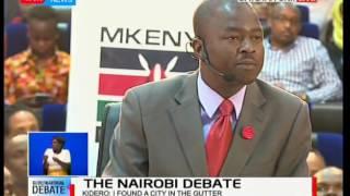 Nairobi Gubernatorial candidates give their opening statements