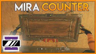 How To Counter Mira - Rainbow Six Siege Funny Moments