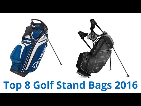 8 Best Golf Stand Bags 2016