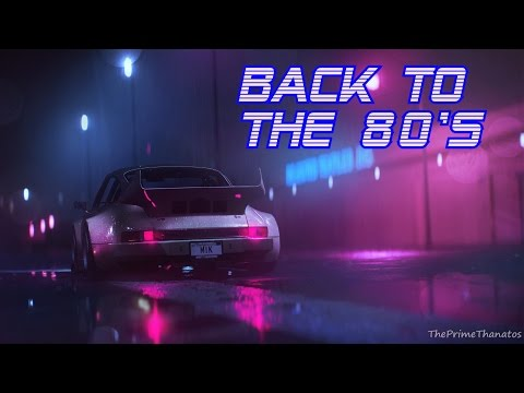 'Back To The 80's' | Best Of Synthwave And Retro Electro Music Mix For 2 Hours | Vol. 4