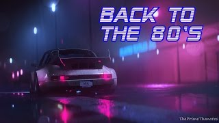 Mix - 'Back To The 80's' | Best of Synthwave And Retro Electro Music Mix for 2 Hours | Vol. 4