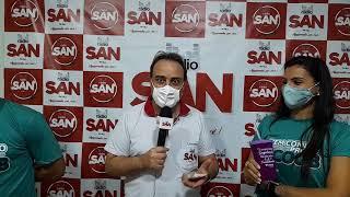 Gerentes do Sicoob de Capitão falam da campanha com mais de R$ 600 mil em prêmios