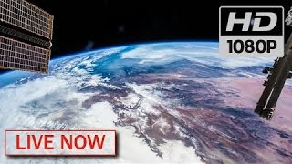 """24/7 STREAM: 👽🌎 """"EARTH FROM SPACE"""" ♥ NASA #SpaceTalk (2016) ISS HDVR 