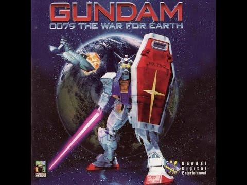 Gundam 0079 : The War For Earth Playstation