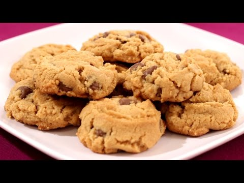 No Flour Peanut Butter Chocolate Chip Cookies Recipe – Amy Lynn's Kitchen