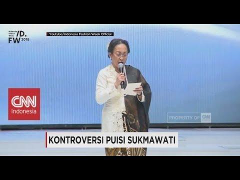 Kontroversi Puisi Sukmawati, MUI Desak Polisi Segera Usut