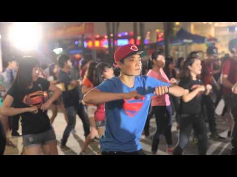 MAXVOLUME - Flashmob ĐÓNG BĂNG lần đầu tiên tại VN ... Nhạc nghe phê vl