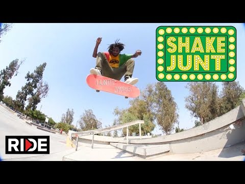Cyril Jackson Ride or Die - Shake Junt