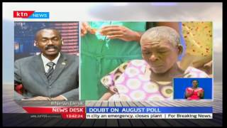 Newsdesk Interview: Is IEBC in a position to conduct 2017 general elections?