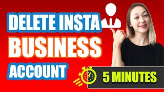 How to Delete Business Account on Instagram ( New iPhone, IOS and IPAD 2020)