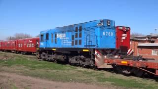 preview picture of video 'E709 llegando a Villa Rosa (08-08-2014)'