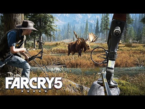 FAR CRY 5 FREE ROAM GAMEPLAY!! (Far Cry 5)