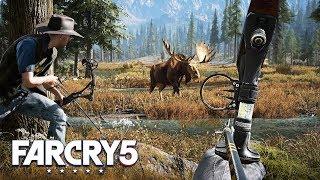 FAR CRY 5 FREE ROAM GAMEPLAY!! (Far Cry 5)