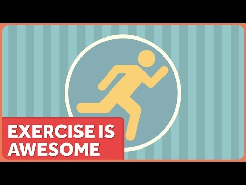 Video Exercise Is Really Good for You. Like, REALLY Good for You.