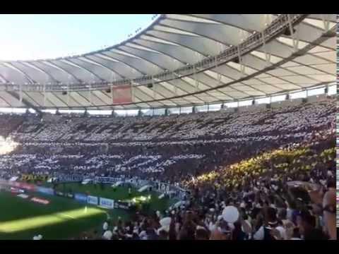 """Vasco X Botafogo. Final do Carioca 2015, torcida."" Barra: Guerreiros do Almirante • Club: Vasco da Gama"