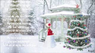 Christmas Wishes ༺♥༻ Anne Murray ༺♥༻ Merry Christmas❣