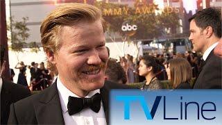 "Jesse Plemons ""Fargo"" Interview at Emmys 2016 | TVLine"