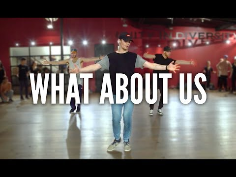 PINK - What About Us   Kyle Hanagami Choreography