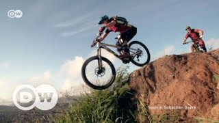 Extreme biker Steffi Marth | DW English