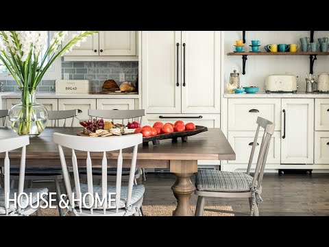 Interior Design — A Sophisticated Cottage Makeover