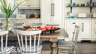 Interior Design — A Sophisticated Cottage Makeover