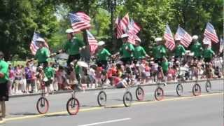 Independence Day Parade - 4th Of July 2012 - Washington DC