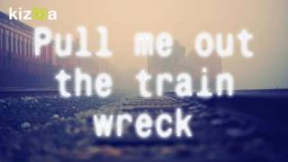 James Arthur   Train Wreck (LYRICS)
