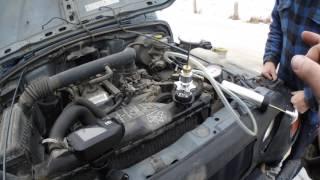 Blown Head Gasket ?  Coolant Pressure Test
