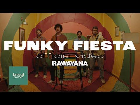 Rawayana – Funky Fiesta feat. José Luis Pardo (Dj Afro)   Video Oficial/Official Video