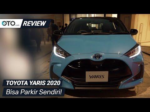 Toyota Yaris 2020 | Review | Bisa Parkir Sendiri! | OTO.com
