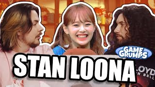 GAME GRUMPS: I'm gay and I stan LOONA