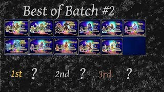 FFBE Top 3 Units 7 Stars From Batch 2