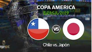 Chile Vs Japon 4-0 El Mejor Resumen Copa America 2019