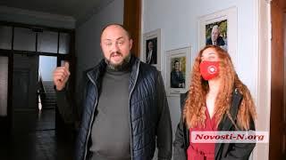 Организация подвоза медиков в Николаеве: депутаты ищут вице-мэров по кабинетам
