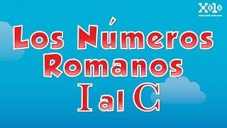 Los Números Romanos Para Niños Del 1 Al 100 Endlessvideo