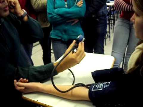 Redução da pressão arterial