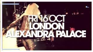 Rudimental October 2015 UK Tour
