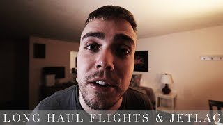Long haul flights & jet lag with a toddler