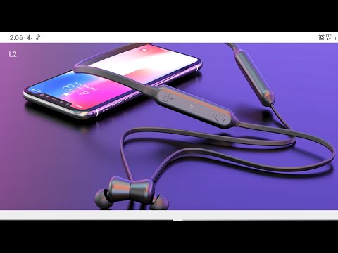 QCY-L2 Review   gaming Bluetooth Phones.Game Sync,Active Noise Cancelling