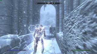 Elder Scrolls V  Skyrim - The Flash part 2