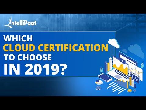 Cloud Certifications | Cloud Certification Training | Intellipaat ...