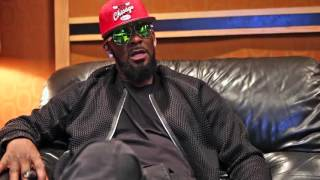 R. Kelly talks about his relationship with his high school music teacher