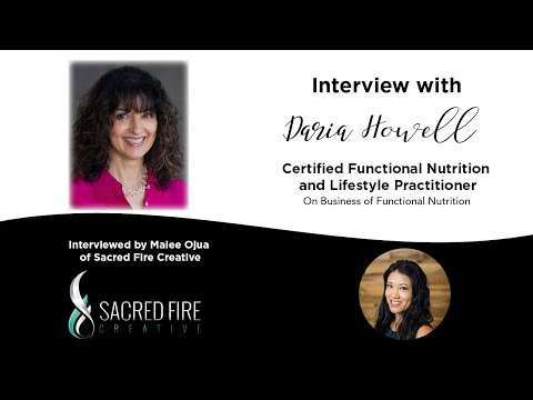 Interview with Daria Howell Certified Practitioner [On Business of ...