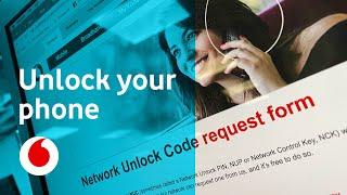 How To: Unlock My Vodafone Phone