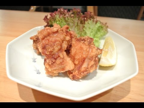 Japanese fried chicken recipe – Tori no karaage – 鳥のから揚げ