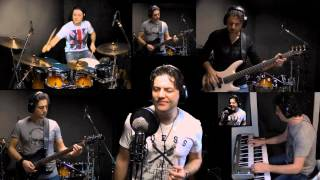 DREAM THEATER   PULL ME UNDER    One Man Band   Cover By Adamo Troiani