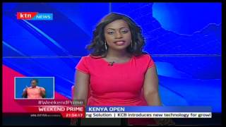 Dismass Indiza slots Kenya to position 16 in Kenya open golf tourney