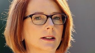 Julia Gillard attacks Liberals over sexist menu