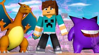 Minecraft: Pokemon Ruby - Insignia Da Cidade Perfumada ! #09